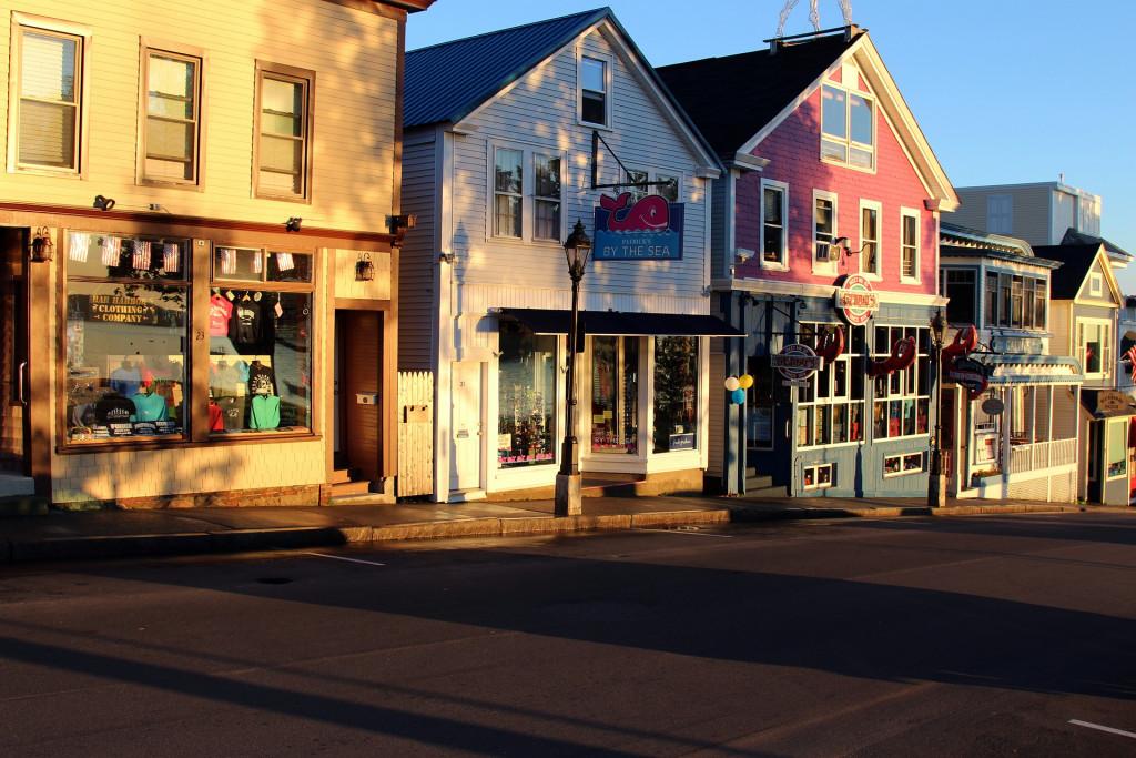 bar harbor shops