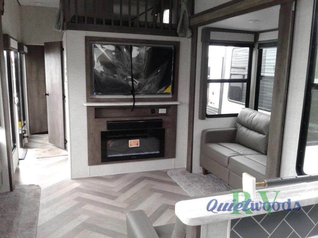 Grand Lounge Interior