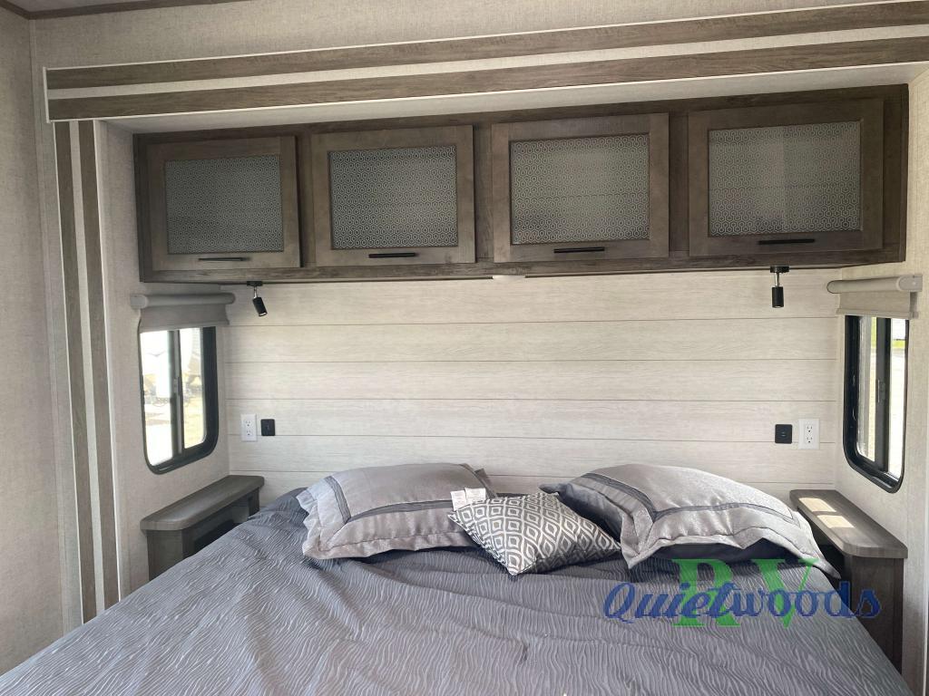 Forest River Bedroom